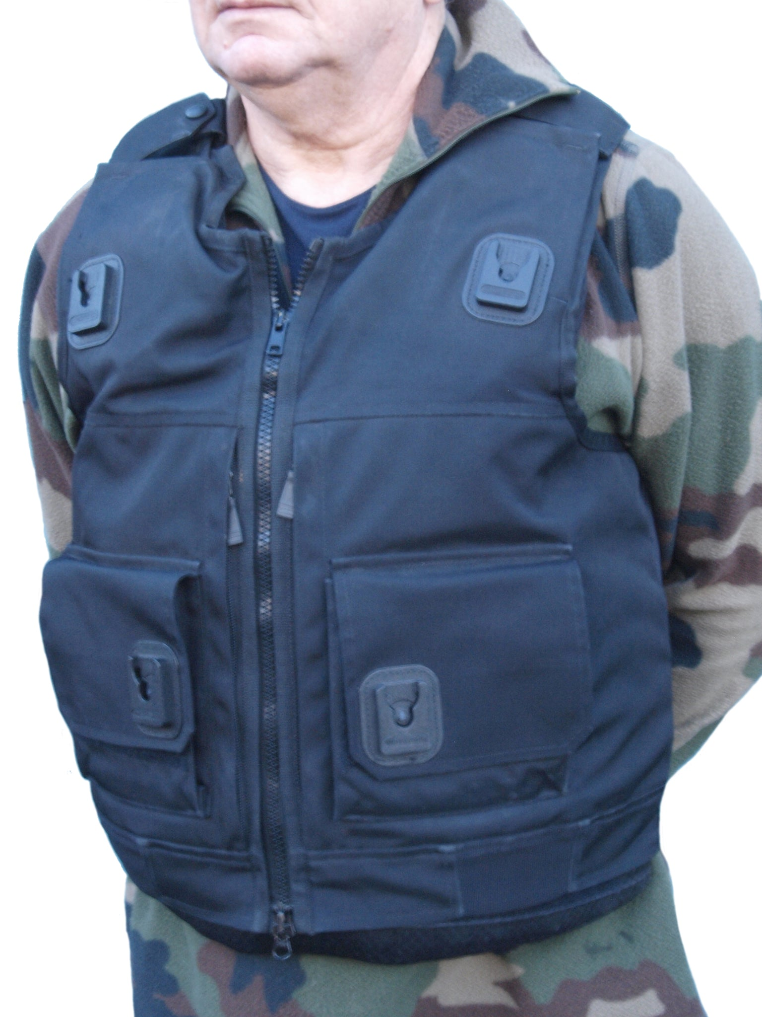 Uk Police Stab Bullet Proof Security Vest Body Armour