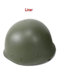 Military Steel Army Helmet - French - unissued