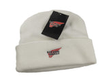"US ""Red Wing Shoes"" White Beanie Hat - brand new"