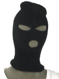 "US ""Red Wing Shoes"" Black Balaclava - brand new"