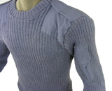 British Royal Air Force Blue  RAF Jumper - Crew Neck