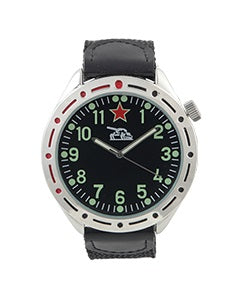 Men's Watch – 1980's Russian Tank crew style quartz watch - New in pack - #4