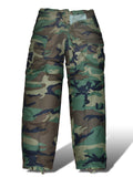 US Army Woodland Camo BDU Trousers