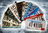 Decorative US Car Vehicle Number Plates
