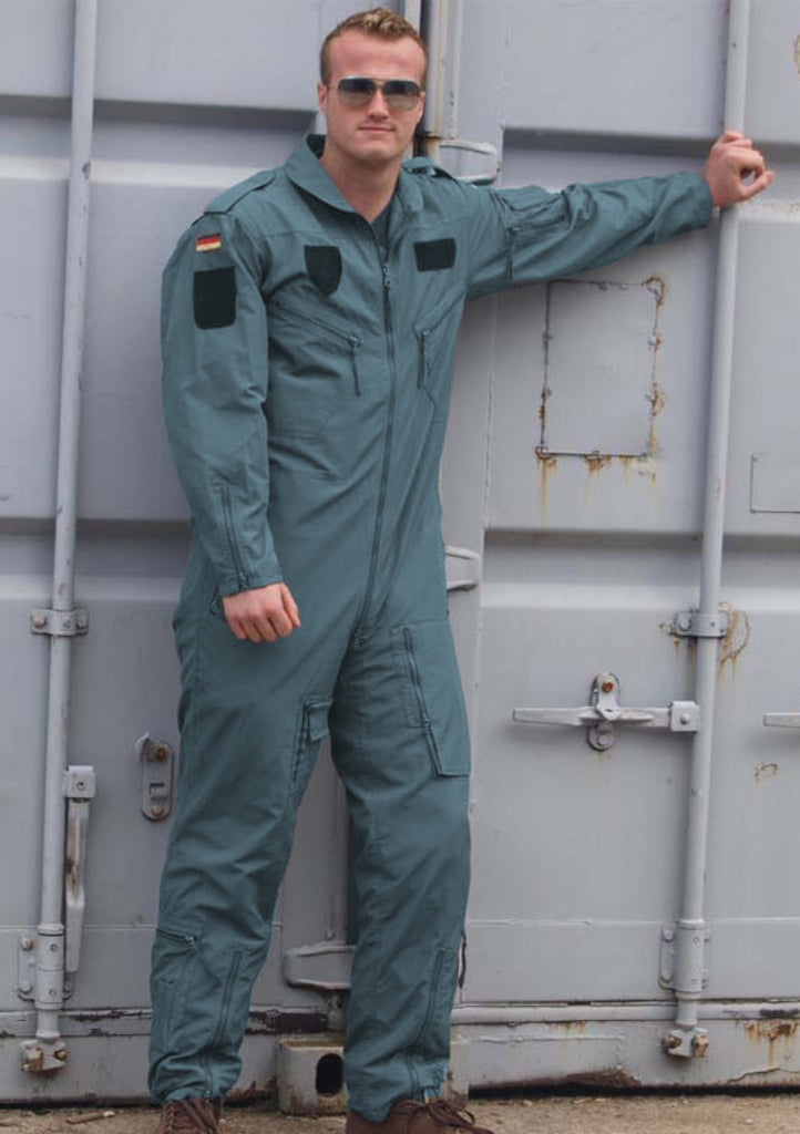 German Flying Suit - Genuine German flight suits