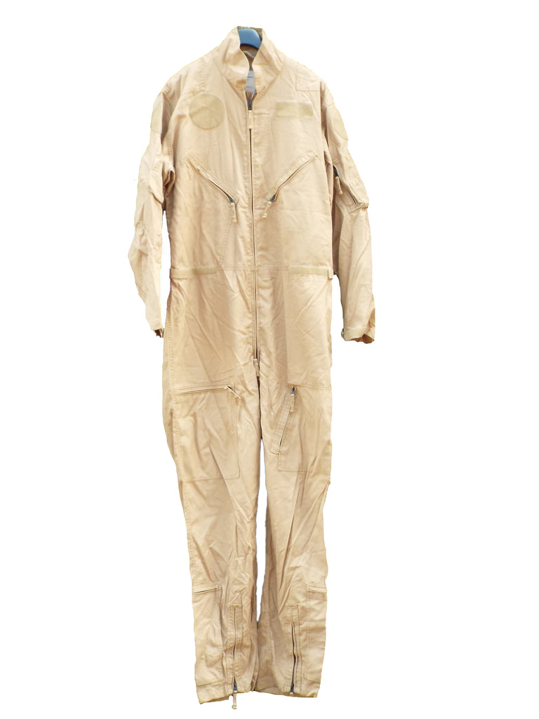 NATO Flying Suit - Dutch Air Force - Desert Sand - flame retardant
