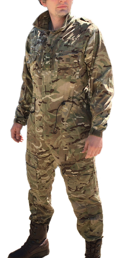 British MTP Camo Armoured Fighting Vehicle Suits (AFV)/ Tank Suit