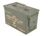 "NATO Ammo Box – 5.56mm ""50 Cal"" - Olive Green - Super Grade"
