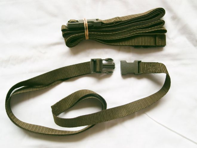 Polyester Utility Strap - with quick release buckle