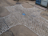 Polyester cargo lifting and securing net – 6 x 6 metres