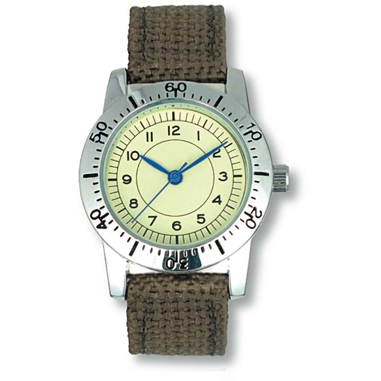 Men's Watch – 1940's US Airman's style quartz watch - New in pack - #80