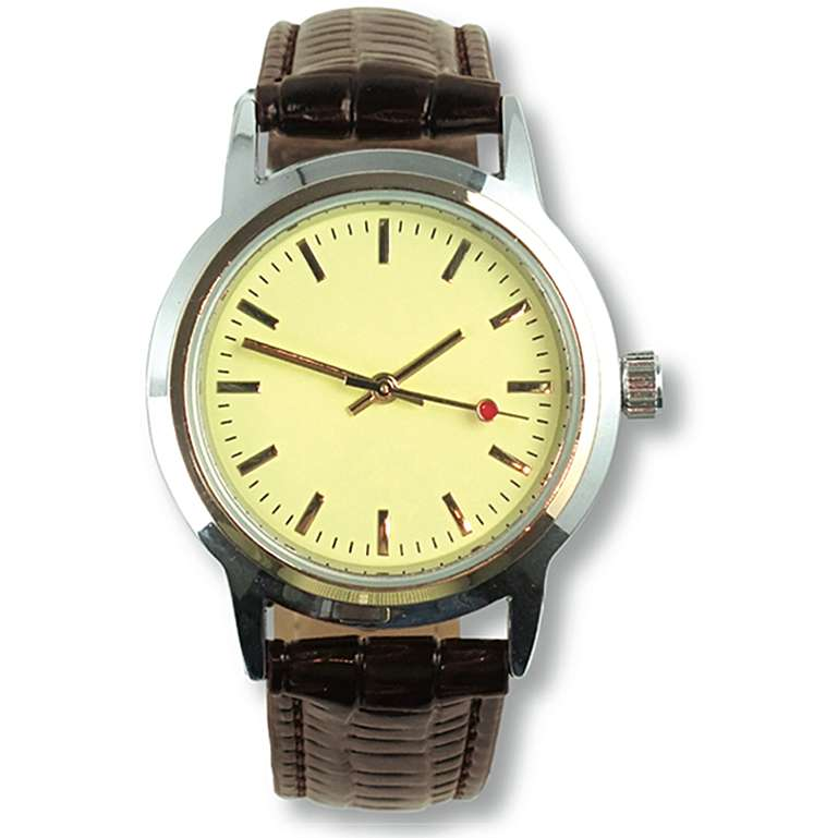 Men's Watch – 1970's Chinese Army Officer style quartz watch - New in pack - #85
