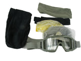 "Revision Military - ""Desert Locust"" Tactical Military Goggles"