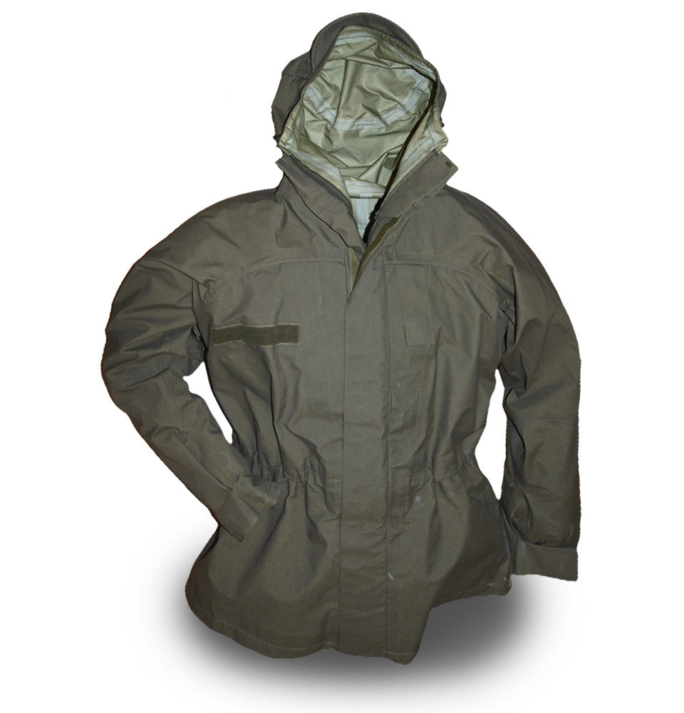 Austrian Army Gore-Tex Jacket - Mountain ECWS