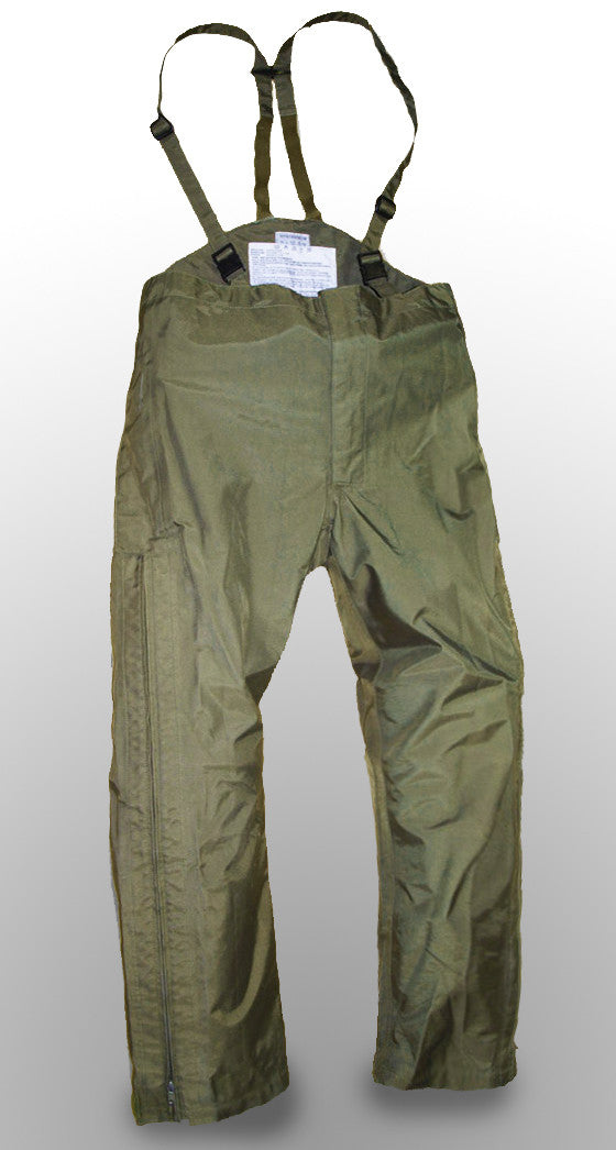 Austrian Army Gore-Tex Trousers - Olive Green