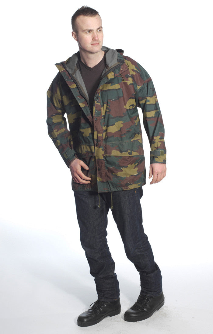 This Genuine Men S Army Gore Tex Jacket Parka Comes In