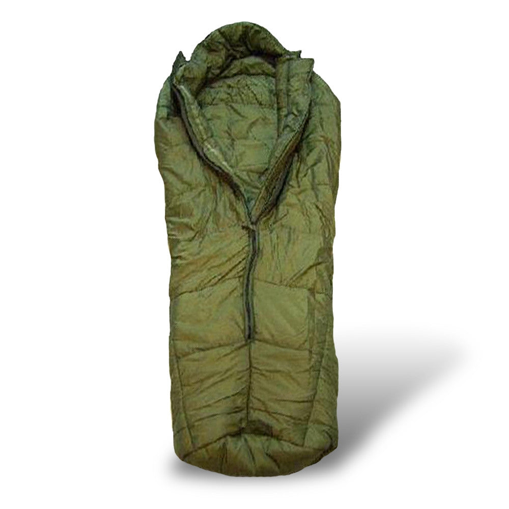 British Sleeping Bag - 4 Season – Arctic synthetic filling