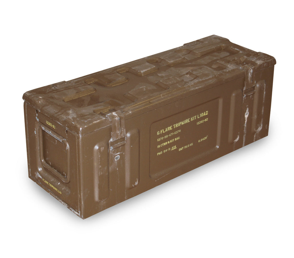British Army Large GP Ammo Box