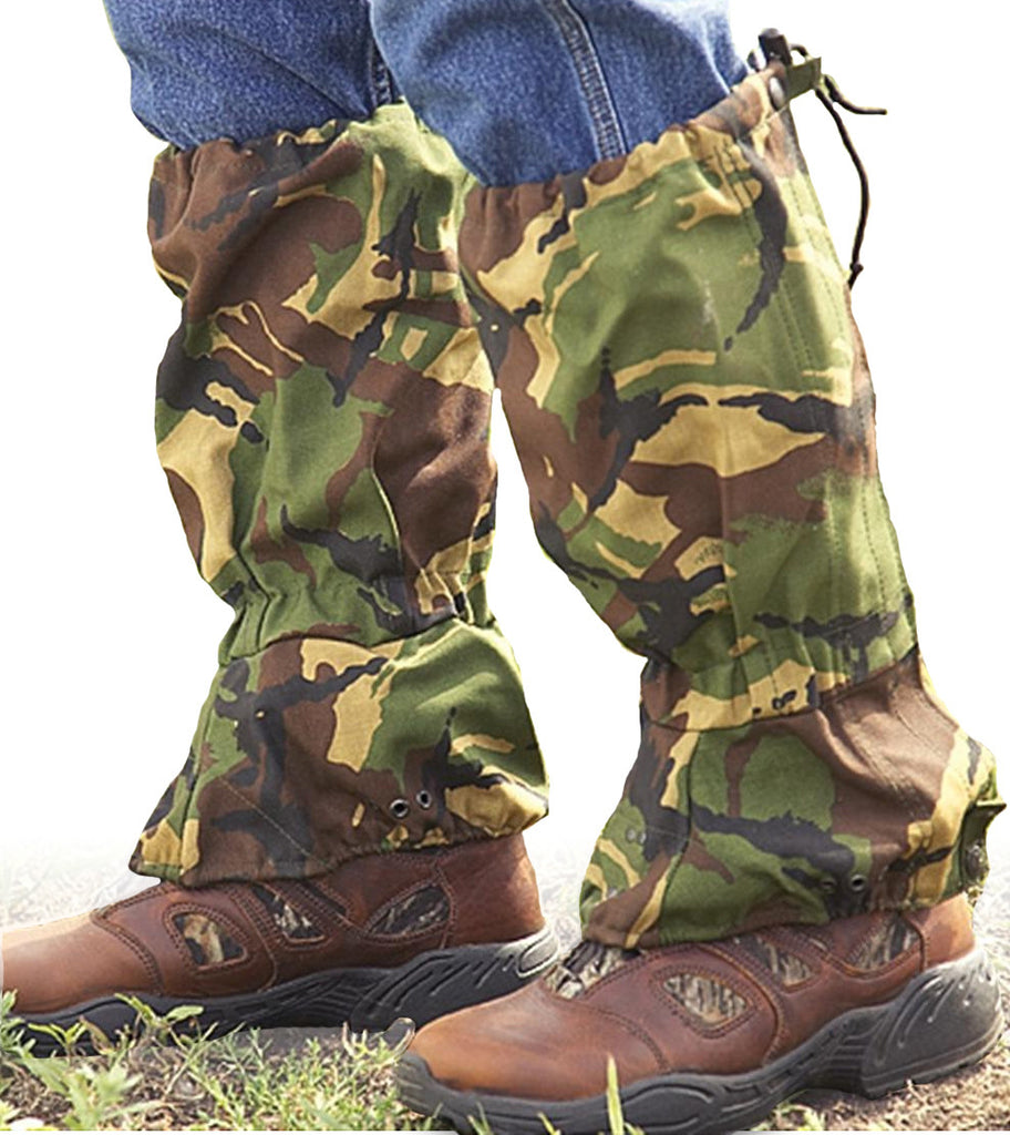 Gore-Tex Army Gaiters - British DPM Camo