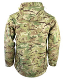 BTP Multicam Shark Skin Soft Shell Jacket