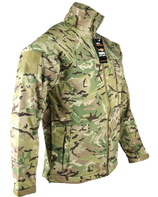 BTP Multicam Soft Shell Jacket - 'Trooper'