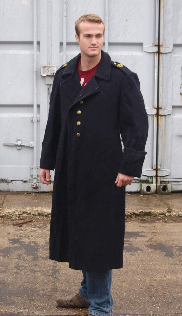 Military Surplus Wool Trench Coats and Greatcoats | Forces Uniform