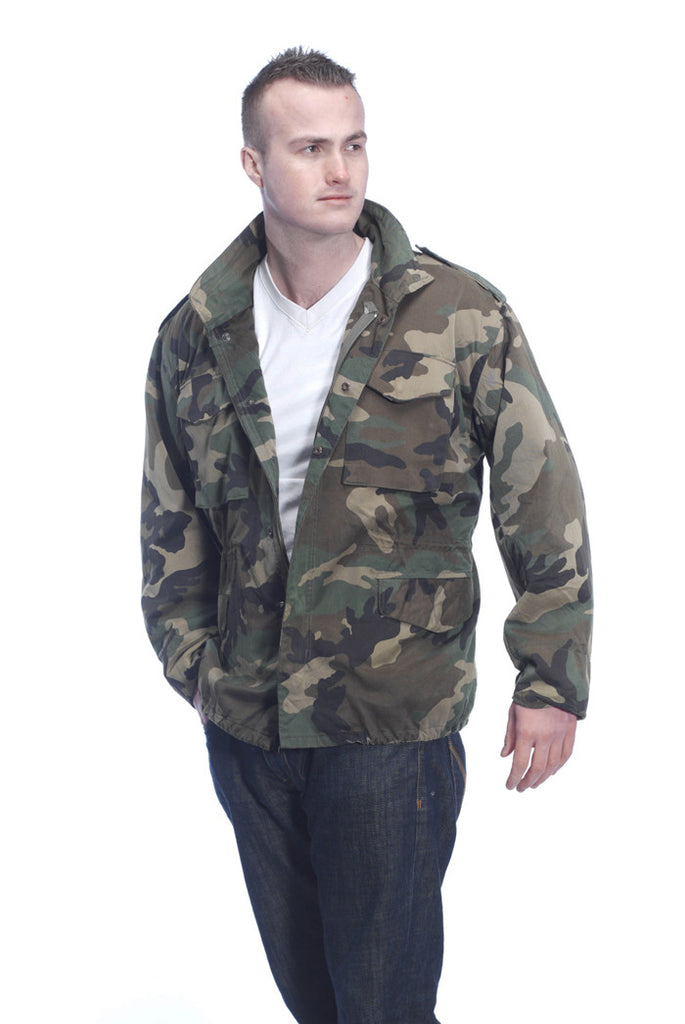 Croatian Camo M65 Jacket