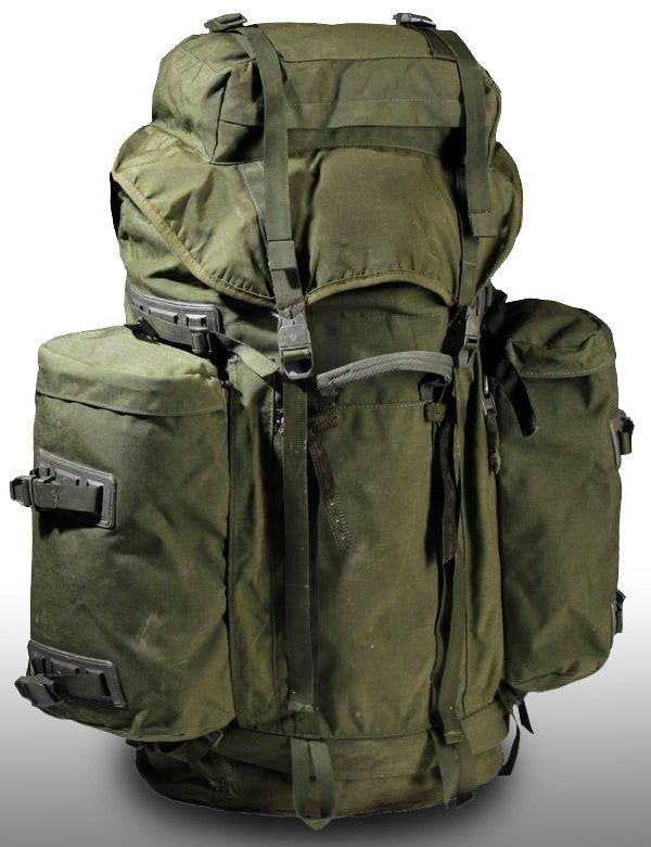 Dutch Army Berghaus Cyclops II Vulcan Bergen/Backpack