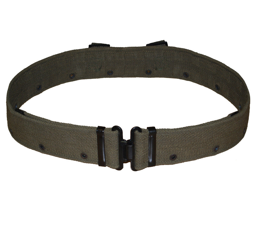Military Web Belt - Dutch Army Surplus