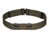 Netherlands Army Belt Green