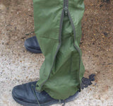 French Army Rain Suit - lower leg zip