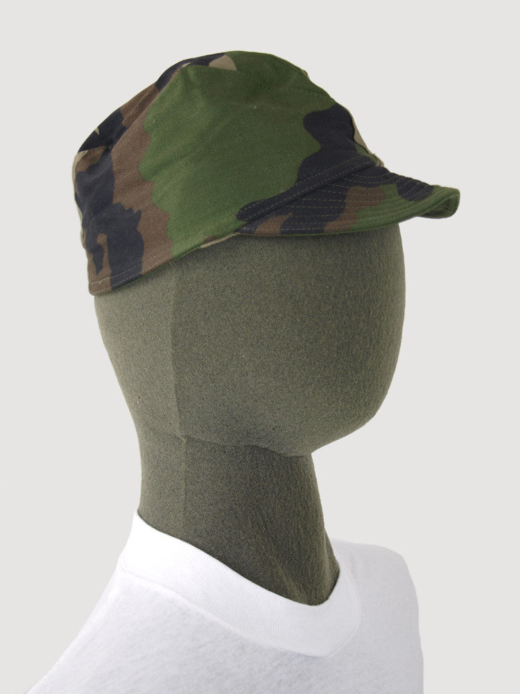 French Army Camo Cap / Fatigue Hat