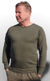 French Military Base Layer Thermal Top - Fleece Lined