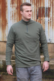 Green Base Layer Shirt - Army Issue