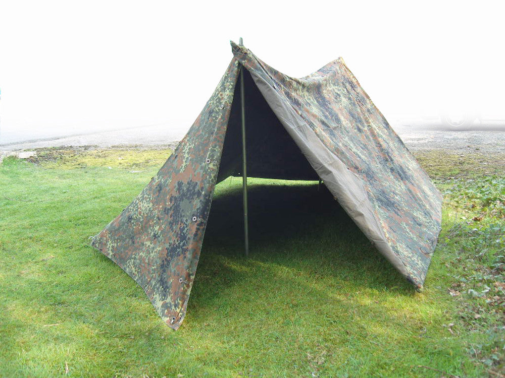 German Army Surplus Pup Tent  sc 1 st  Forces Uniform and Kit & German Army Surplus Pup Tent   Forces Uniform and Kit