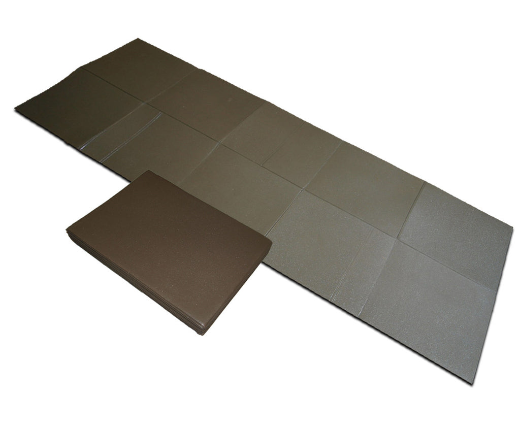 German Army Folding Sleep Mat
