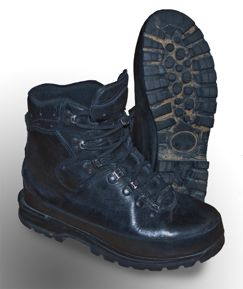 German Gore-tex Lined Mountain Boots
