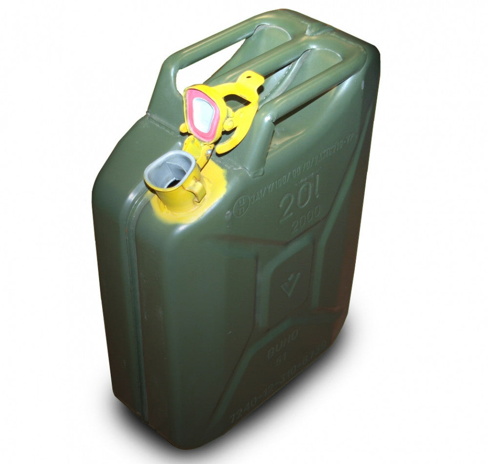 German Army Jerry Can - New - 20 Litre