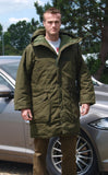 Swedish Military M90 Cold Weather Parka