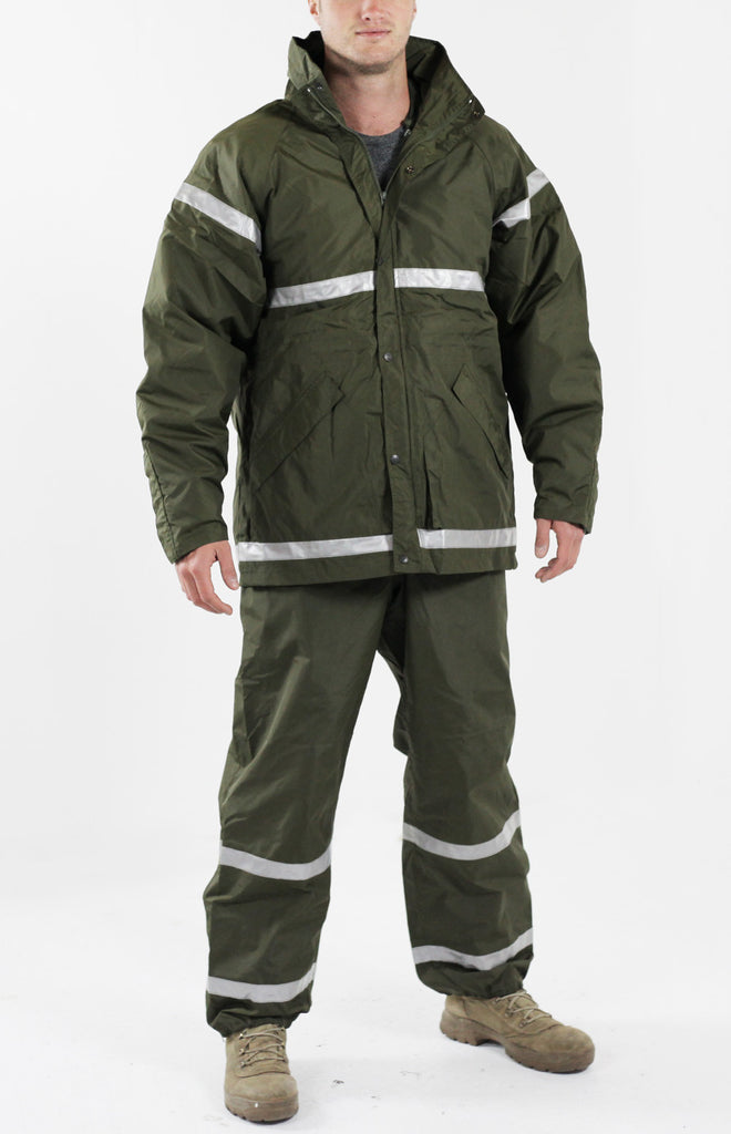 Italian Military Waterproof Motorbike Suit