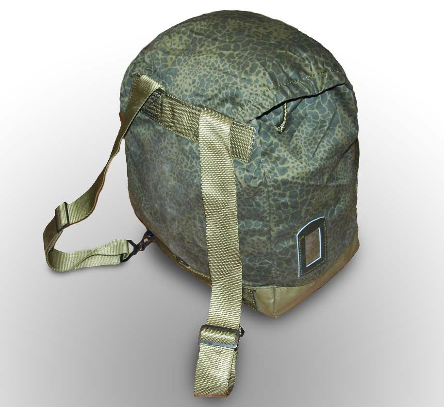 Camo Canvas Military Rucksack - Polish Army Surplus