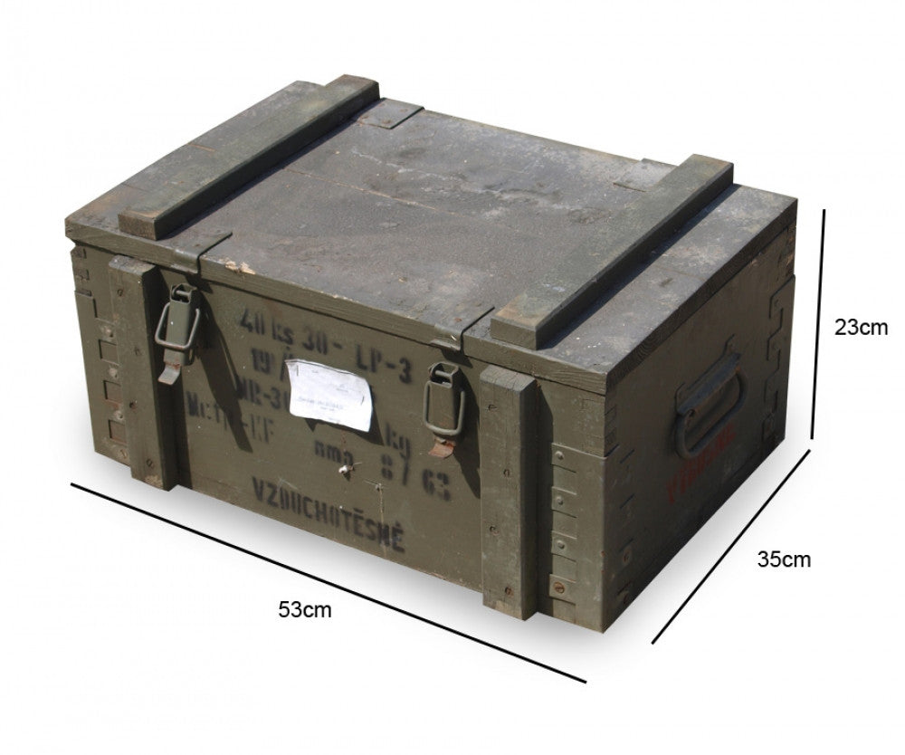 Genuine Army Ammo Boxes and Jerry Cans | Forces Uniform ...