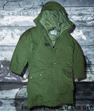 Hooded Swedish Army M90 Cold Weather Parkas