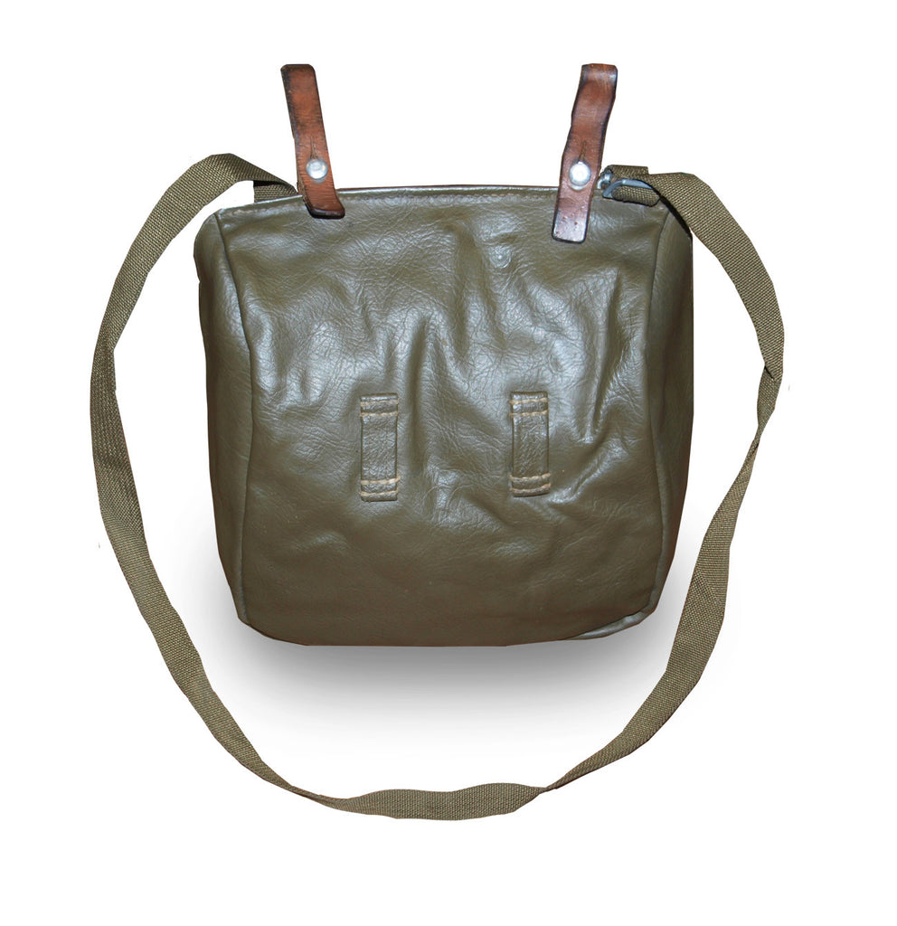 Waterproof Vintage Military Shoulder Bag - Swiss Army Surplus