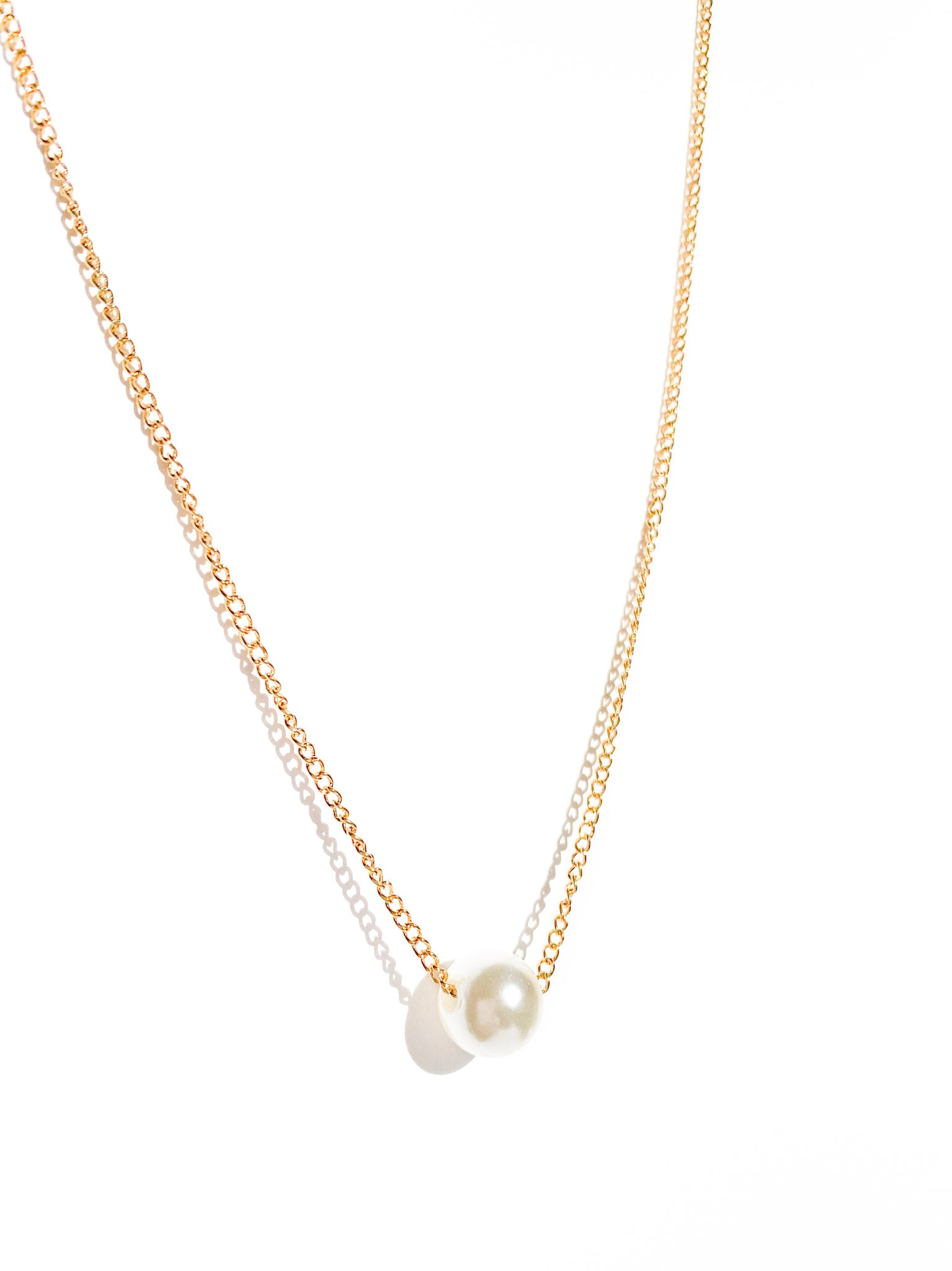 Hannah Vance Pearl Collar Necklace