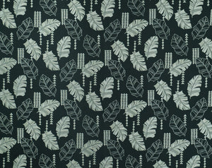 Monotone Leaves with Tribal Patterns