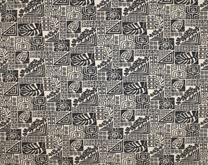 Tribal Woodblock Styled Patterns