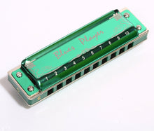 Load image into Gallery viewer, Easttop Pro 20 Blues Player Harmonica