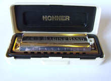 Load image into Gallery viewer, Hohner Marine Band 1896 Harmonica in key of C