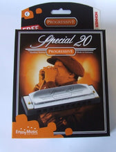 Load image into Gallery viewer, Hohner Special 20 harmonica